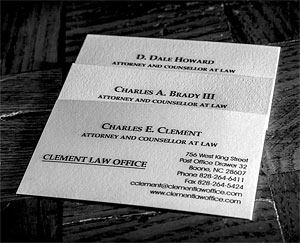 Clement Law Office - Boone NC Business Law Attorneys - Boone NC Business Law Lawyers